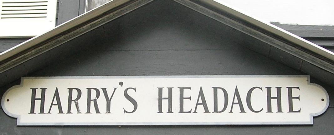 harry sheadache